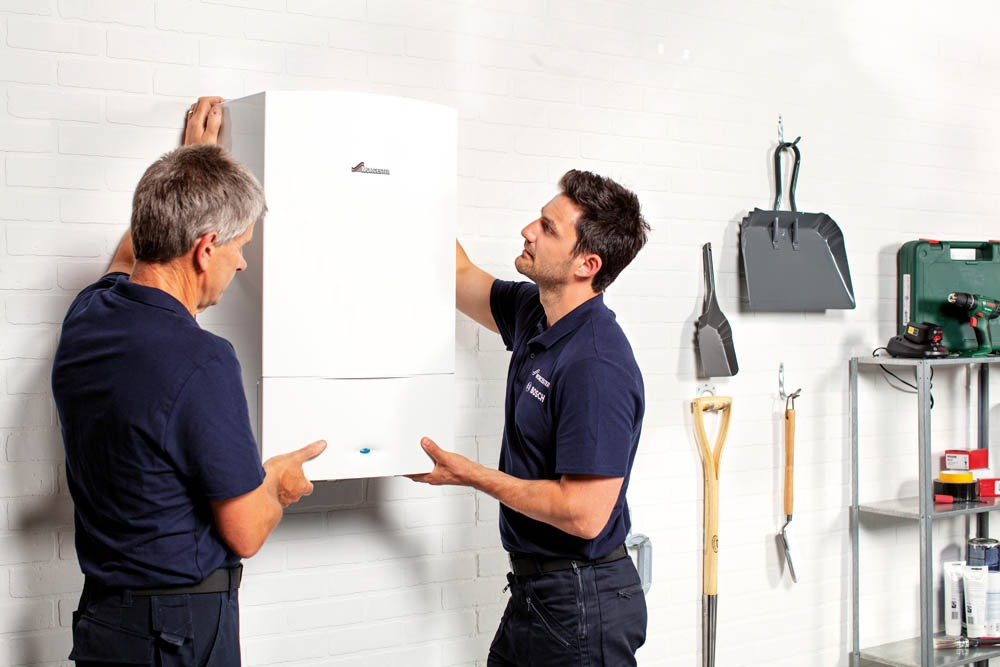 4 Boiler Installation Glasgow