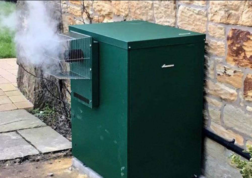 Oil Fired Boiler Services Glasgow North Worcester Greenstar External